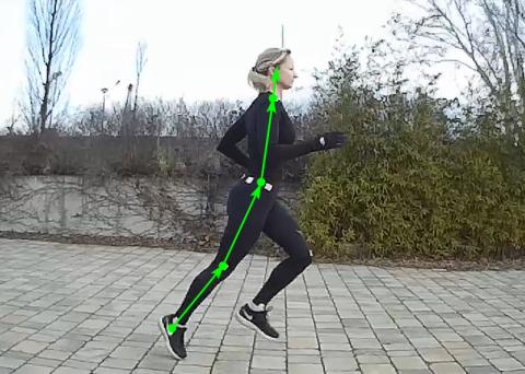 test vonalbeállítása jobb